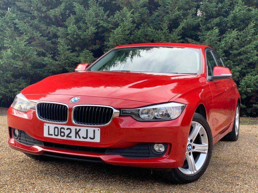 USED 2012 62 BMW 3 SERIES 2.0L 318D SE 4d 141 BHP