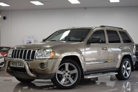USED 2006 55 JEEP GRAND CHEROKEE 3.0L V6 CRD LIMITED 5d AUTO 215 BHP STUNNING JEEP 3.0L V6 ENGINE! MUST BE SEEN!