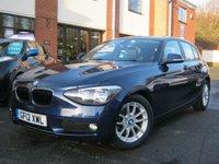 USED 2012 12 BMW 1 SERIES 1.6 116D EFFICIENTDYNAMICS 5d 114 BHP