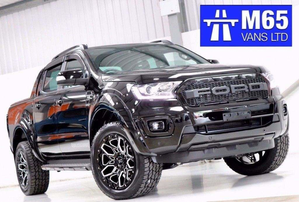 USED 2020 FORD RANGER NIGHT EDITION WILDTRAK BI-TURBO AUTO 213 YOURS FROM £373.98
