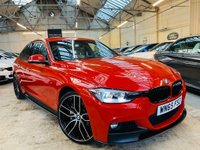 USED 2015 65 BMW 3 SERIES 3.0 335d M Sport Auto xDrive (s/s) 4dr PERFORMANCE-KIT+20S+LEDS+