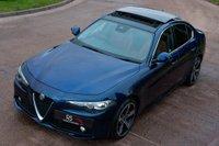 2017 ALFA ROMEO GIULIA 2.2 TD Tecnica Auto (s/s) 4dr £18990.00