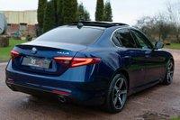 USED 2017 66 ALFA ROMEO GIULIA 2.2 TD Tecnica Auto (s/s) 4dr NAV+CAMERA+PANORAMIC ROOF