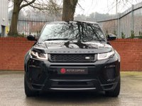 USED 2018 18 LAND ROVER RANGE ROVER EVOQUE 2.0 TD4 HSE Dynamic Auto 4WD (s/s) 5dr PANORAMIC SUNROOF - FLRSH