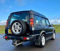 USED 2003 03 LAND ROVER DISCOVERY 2.5 TD5 XS 5dr (7 Seats) 7 SEATER! NEW MOT! LEATHER