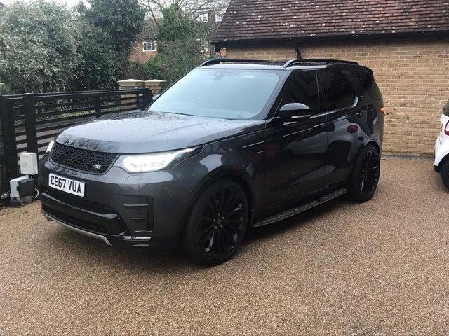 2017 67 LAND ROVER DISCOVERY 3.0 TD6 HSE 5d 255 BHP