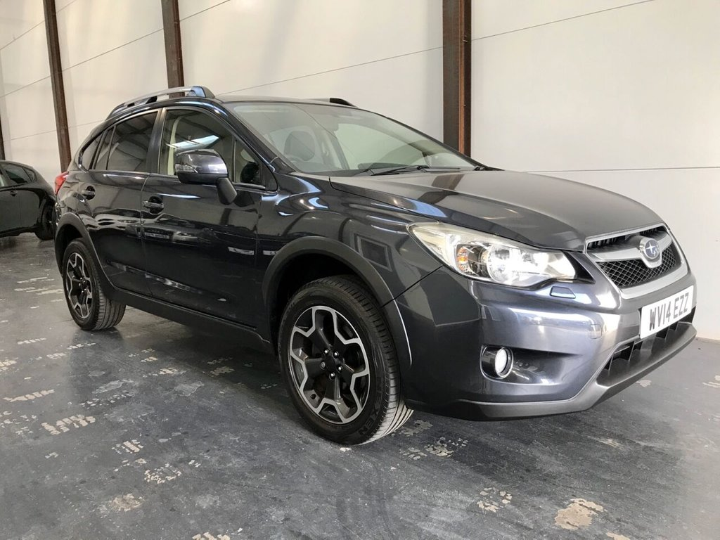 USED 2014 14 SUBARU XV 2.0i Start-Stop SE Premium AWD 5dr 4WD, Differential Lock, Heated Leather Seats, Satellite Navigation, Bluetooth, Premium Specification, Immaculate Condition.