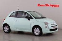 USED 2015 65 FIAT 500 1.2 POP 3d 69 BHP