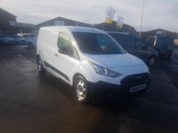 2018 FORD TRANSIT CONNECT 1.5 210 BASE TDCI 100 BHP £10995.00