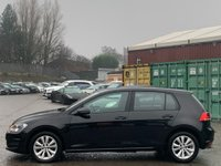 USED 2013 13 VOLKSWAGEN GOLF 1.6 TDI BlueMotion Tech SE DSG (s/s) 5dr DAB/CRUISE/BLUETOOTH