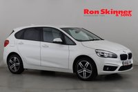USED 2015 65 BMW 2 SERIES 2.0 218D SPORT ACTIVE TOURER 5d 148 BHP