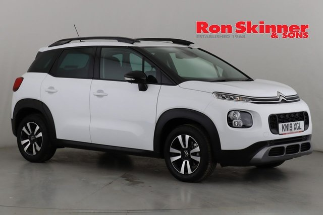 View our 2019 19 CITROEN C3 AIRCROSS 1.2 PURETECH FEEL S/S 5d 109 BHP