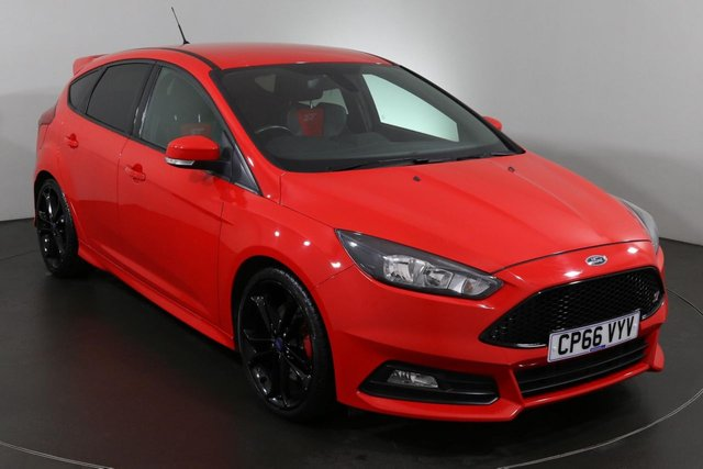 2017 66 FORD FOCUS 2.0 ST-2 TDCI 5d 183 BHP ULEZ EXEMPT