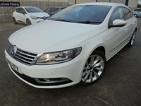 USED 2015 65 VOLKSWAGEN CC 2.0 GT TDI BLUEMOTION TECHNOLOGY 4d 148 BHP Excellent Condition, Part Exchange Welcomed, Low Rate Finance Arranged