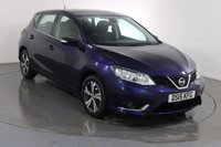 USED 2015 15 NISSAN PULSAR 1.2 ACENTA DIG-T 5d 115 BHP £30 ROAD TAX I GREAT SPEC!!!