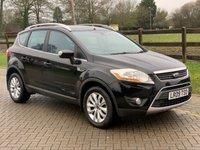2009 FORD KUGA 2.0 TITANIUM TDCI AWD 5d 134 BHP £5324.00