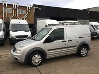 USED 2011 61 FORD TRANSIT CONNECT 1.8 T200 TREND LR 90BHP. SILVER. ROOF-RACK. FINANCE. PX TREND IN SILVER. ROOF-RACK. FINANCE. LOW MILES. PX
