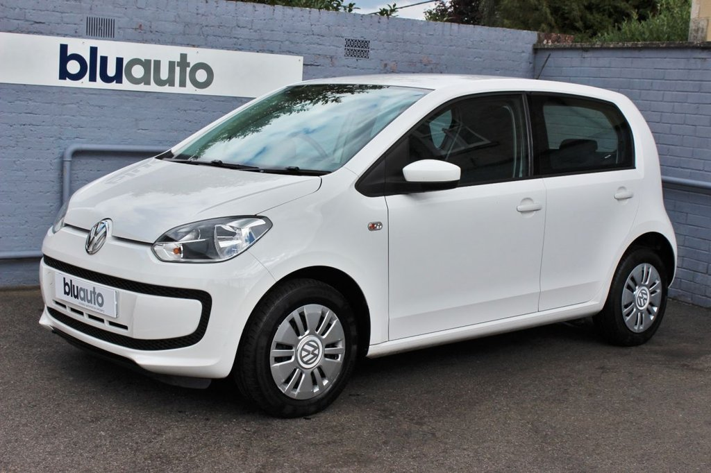 USED 2014 14 VOLKSWAGEN UP 1.0 MOVE UP 5d 59 BHP 2 Owners, Insurance Group 1, Low Running Costs