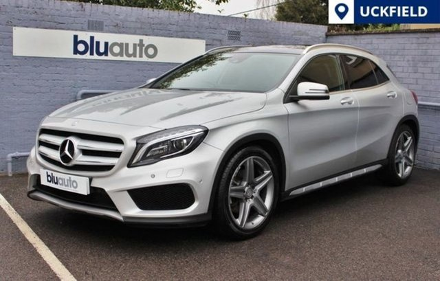 View our MERCEDES-BENZ GLA220