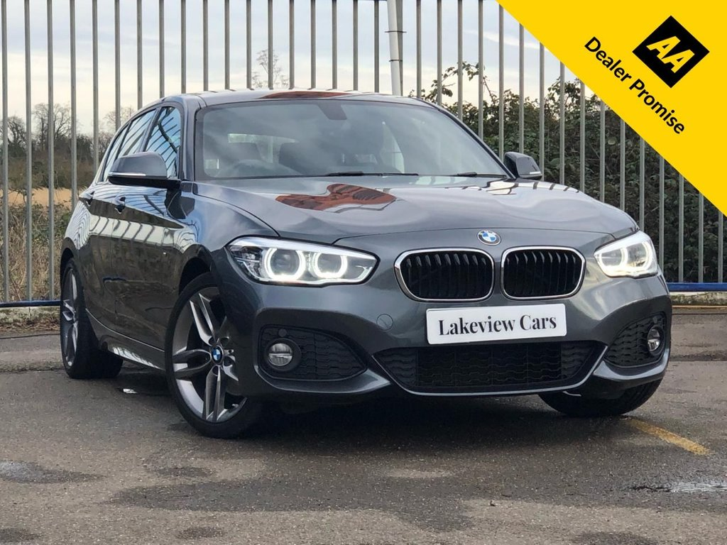 USED 2017 17 BMW 1 SERIES 2.0 125I M SPORT 5d 221 BHP
