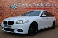 2017 BMW 5 SERIES 3.0 535I M SPORT TOURING 5d 302 BHP £22990.00