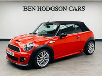 USED 2014 64 MINI CONVERTIBLE 1.6 COOPER S 2d 184 BHP Leather! Park! Bluetooth!