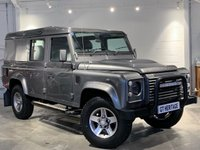 USED 2011 11 LAND ROVER DEFENDER 2.4 110 TD XS UTILITY WAGON [HTD SEATS]
