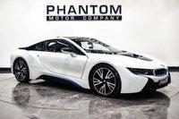 USED 2015 65 BMW I8 1.5 I8 2d 228 BHP