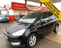 2009 FORD GALAXY 1.8 ZETEC TDCI 7 SEATER *ONLY 65,000 MILES* £4995.00