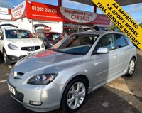 2009 MAZDA 3 1.6 SPORT 5d 105 BHP *ONLY 73,000 MILES* £3495.00