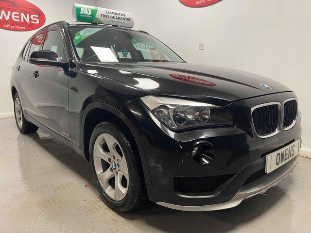 2015 64 BMW X1 2.0 SDRIVE18D SE 5d 141 BHP
