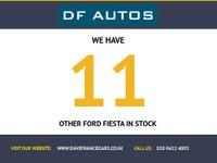 USED 2010 10 FORD FIESTA 1.2 EDGE 5d 59 BHP