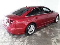 USED 2016 16 AUDI A6 2.0 TDI ULTRA SE 4DR AUTO 1 OWNER 188 BHP SERVICE HISTORY + £20 12 MONTHS ROAD TAX + HEATED HALF LEATHER SEATS + SATELLITE NAVIGATION + PARKING SENSOR + BLUETOOTH + CRUISE CONTROL + CLIMATE CONTROL + MULTI FUNCTION WHEEL + XENON HEADLIGHTS + PRIVACY GLASS + ELECTRIC WINDOWS + ELECTRIC MIRRORS + 17 INCH ALLOY WHEELS