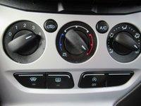 USED 2012 62 FORD FOCUS 1.6 ZETEC TDCI 5d 113 BHP FSH,BLUETOOTH, AUX/USB INPUT