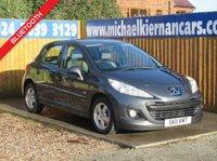 2011 PEUGEOT 207 1.4 ENVY 5d 95 BHP £3395.00