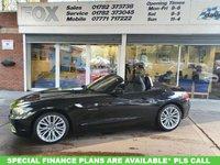 2012 BMW Z4 2.0 Z4 SDRIVE20I ROADSTER 2d 181 BHP £11495.00