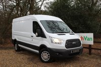 USED 2016 66 FORD TRANSIT 2.2 350 TREND L3 H2 125PS Front And Rear Parking Sensors, Power Folding Mirrors