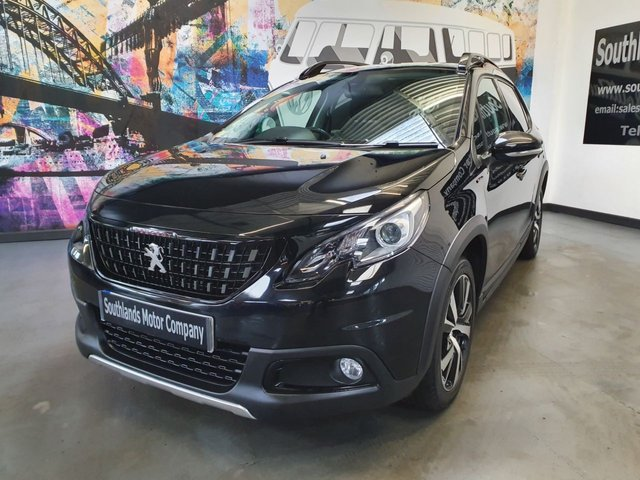 USED 2018 18 PEUGEOT 2008 1.6 BLUE HDI S/S GT LINE 5d 120 BHP