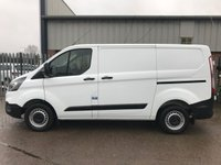 USED 2018 18 FORD TRANSIT CUSTOM 300 105PS L1 SWB **NEWSHAPE**VERY LOW MILES**