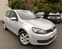 USED 2011 11 VOLKSWAGEN GOLF 1.6 S TDI 5d 89 BHP 8 SERVICE STAMPS IN THE BOOK !!!!