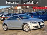 2011 AUDI TT 2.0 TFSI SPORT 2d 211 BHP £7977.00