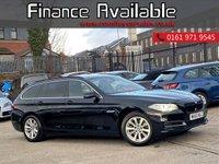 2013 BMW 5 SERIES 2.0 520D SE TOURING 5d 181 BHP £8975.00