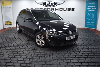 2015 VOLKSWAGEN GOLF 1.4 MATCH TSI BLUEMOTION TECHNOLOGY DSG 5d 120 BHP £12395.00