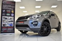 USED 2017 17 LAND ROVER DISCOVERY SPORT 2.0 TD4 HSE BLACK