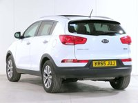 USED 2015 65 KIA SPORTAGE 1.6 GDi 2 (s/s) 5dr ISG FULL SERVICE HISTORY * 1 OWNER