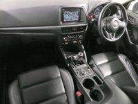 USED 2016 66 MAZDA CX-5 2.2 TD Sport Nav 2WD (s/s) 5dr FULL MAZDA SERVICE HISTORY