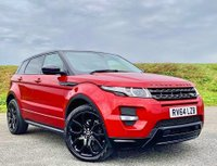 USED 2014 64 LAND ROVER RANGE ROVER EVOQUE 2.2 SD4 Dynamic Lux AWD 5dr DEPOSIT TAKEN