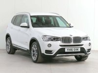 USED 2016 16 BMW X3 2.0 20d xLine xDrive 5dr ***** £2,465 of EXTRAS *****