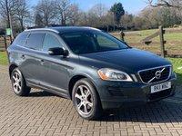 2011 VOLVO XC60 2.4 D5 SE LUX AWD 5d 205 BHP £7845.00