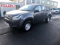 2018 ISUZU D-MAX Extended Cab 4x4 Pick Up - Very LOW MILES £15950.00